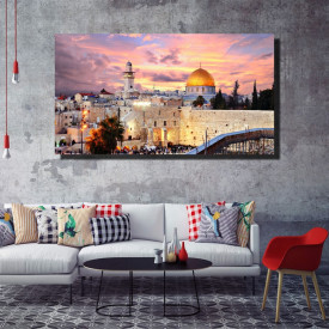 Tablou canvas pe panza city 6 - KM-CM1-CTY6
