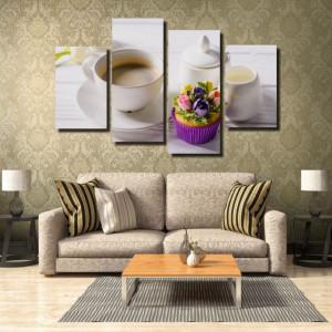 Tablou canvas pe panza food 2 - KM-CM4-FOD2