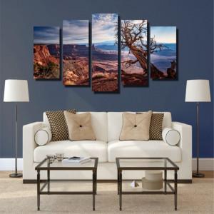 Tablou canvas pe panza landscape 18 - KM-CM5-LND18