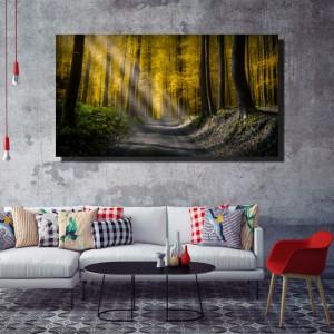 Tablou canvas pe panza landscape 9 - KM-CM1-LND9