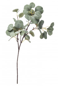 Creanga artificiala Eucalipt, 78 x 30 cm