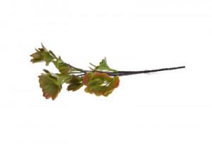 Floare artificiala, frunze Ginko
