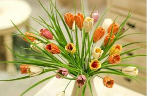 Floare ceramica Crocus
