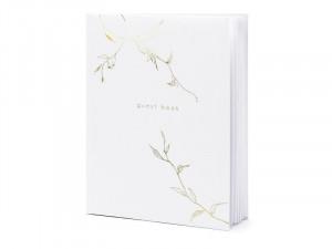 Guest book, 20x24.5 cm