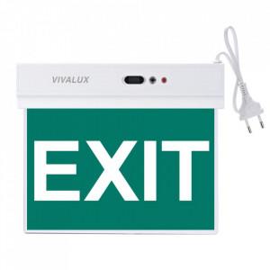 LAMPA LED EXIT VIVALUX VIV004031