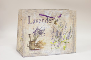 Punga de cadou, 11x14cm, Lavender