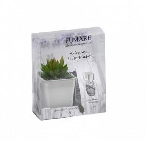 Set planta artificiala + odorizant, aroma Lavanda