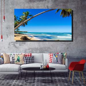 Tablou canvas pe panza beach 8 - KM-CM1-BCH8
