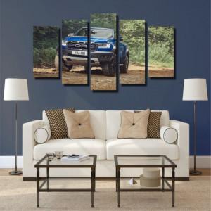Tablou canvas pe panza car 6 - KM-CM5-CAR6