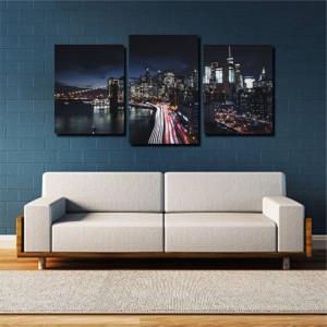 Tablou canvas pe panza city 17 - KM-CM3-CTY17