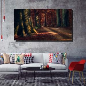 Tablou canvas pe panza landscape 10 - KM-CM1-LND10