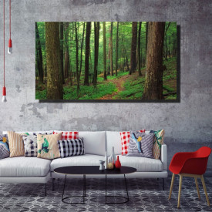 Tablou canvas pe panza landscape 30 - KM-CM1-LND30