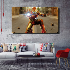 Tablou canvas pe panza movie 10 - KM-CM1-MVE10