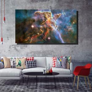 Tablou canvas pe panza space 2 - KM-CM1-SPC2