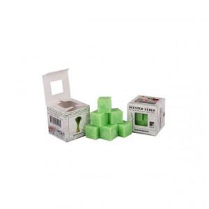 Ceara parfumata, pachet 8 cuburi, aroma Lemongrass