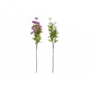 Floare artificiala, fir, Ranunculus, 59cm