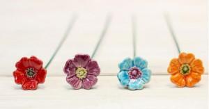 Floare ceramica Mac mini
