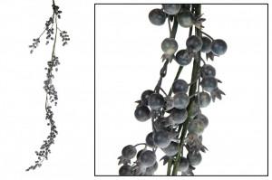 Ghirlanda, fructe de padure, 113 cm
