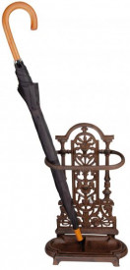 Suport de umbrele, din fonta, model clasic, 50x30x12 cm