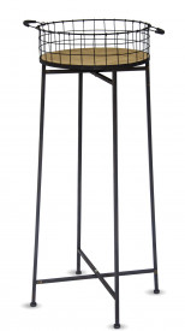 Suport metalic de flori, 108x50 cm