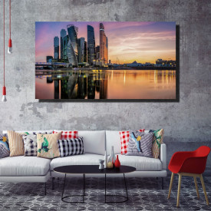Tablou canvas pe panza city 8 - KM-CM1-CTY8
