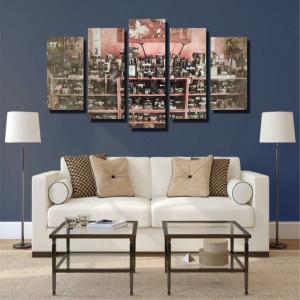 Tablou canvas pe panza hi-tech 5 - KM-CM5-TCH5