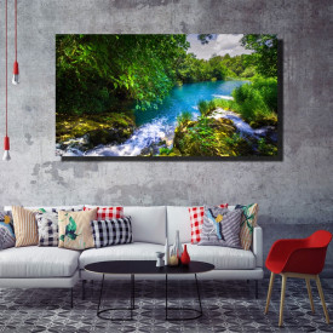 Tablou canvas pe panza landscape 1 - KM-CM1-LND1