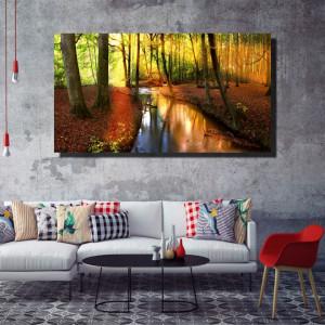 Tablou canvas pe panza landscape 11 - KM-CM1-LND11