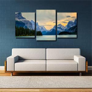 Tablou canvas pe panza landscape 17 - KM-CM3-LND17