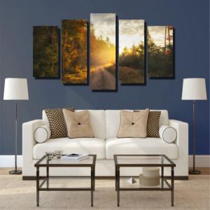 Tablou canvas pe panza landscape 20 - KM-CM5-LND20