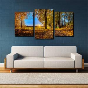 Tablou canvas pe panza landscape 27 - KM-CM3-LND27