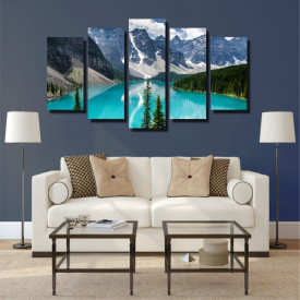 Tablou canvas pe panza landscape 30 - KM-CM5-LND30