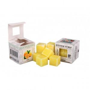 Ceara parfumata, pachet 8 cuburi, aroma Lamaie