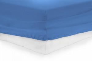 CEARCEAF PAT CU ELASTIC 90X200 CM - BLUE