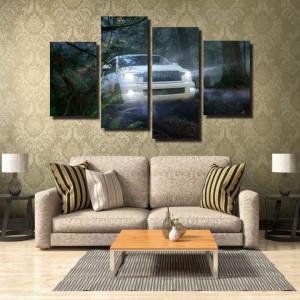 Tablou canvas pe panza car 16 - KM-CM4-CAR16