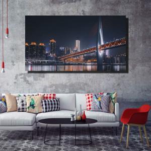Tablou canvas pe panza city 19 - KM-CM1-CTY19
