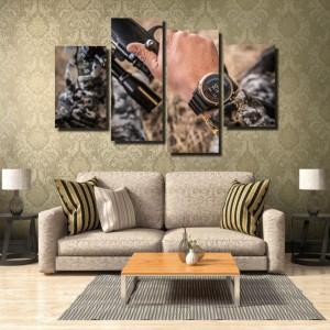 Tablou canvas pe panza hi-tech 1 - KM-CM4-TCH1