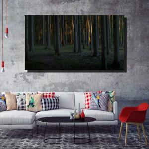 Tablou canvas pe panza landscape 12 - KM-CM1-LND12