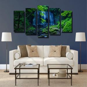 Tablou canvas pe panza landscape 21 - KM-CM5-LND21