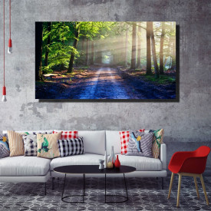 Tablou canvas pe panza landscape 32 - KM-CM1-LND32