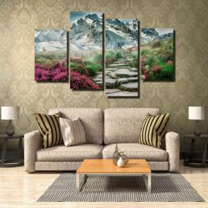 Tablou canvas pe panza landscape 34 - KM-CM4-LND34