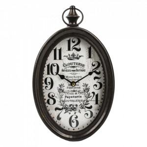 Ceas de perete, Vintage, 37.5x20x6.5 cm