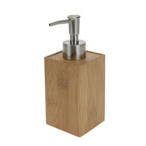 Dispenser sapun lichid, bambus