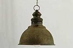 Lampa stil industrial, cu LED, 23.5x24 cm