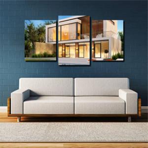 Tablou canvas pe panza interior 6 - KM-CM3-INT6