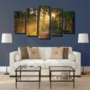Tablou canvas pe panza landscape 22 - KM-CM5-LND22