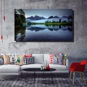Tablou canvas pe panza landscape 3 - KM-CM1-LND3