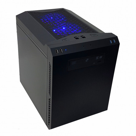 Calculator Gaming Intel Core i5 4570, 8GB, SSD 120GB + HDD 500GB, video Radeon RX 570 PULSE ITX 4GB GDDR5 256-bit Lite