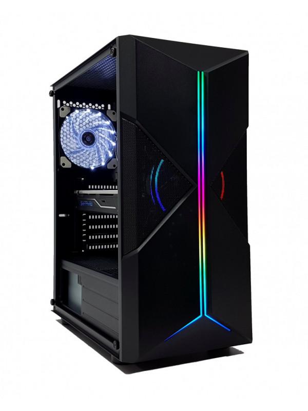 Calculator gaming Intel i5 4570, 16GB DDR3, SSD 240GB + HDD 1TB, video Sapphire Radeon RX 470 NITRO+ 4GB GDDR5 256-bit Lite