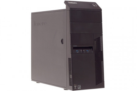 Calculator Lenovo Thinkcentre M83 Tower, Intel Haswell Core i7-4770, 8GB DDR3, 1TB HDD